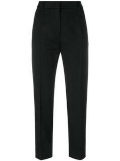 укороченные строгие брюки  Jil Sander