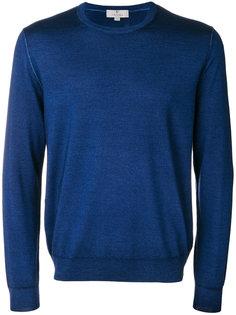 классический приталенный свитер Canali