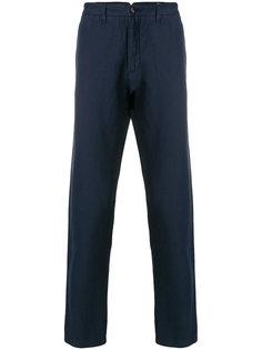 брюки прямого кроя Eleventy