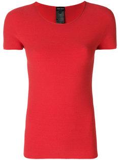 базовая футболка Giorgio Armani