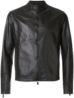 куртка на молнии с круглой горловиной Eleventy