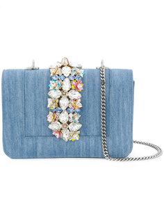 джинсовая сумка на плечо Bibi Gedebe