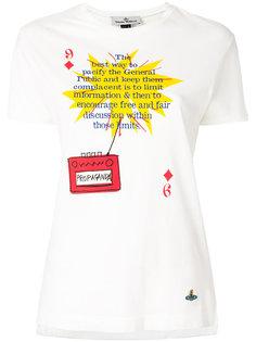 футболка  Vivienne Westwood