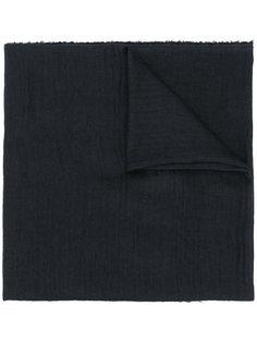 шарф в стиле оверсайз Rick Owens