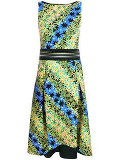платье с цветочным принтом Peter Pilotto