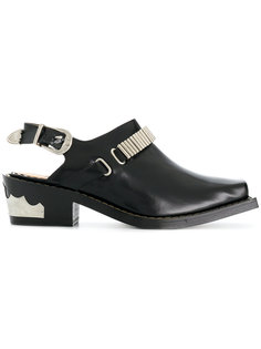 buckle strapped shoes Toga Pulla