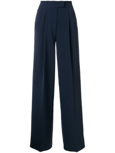 классические брюки с завышенной талией Tommy Hilfiger