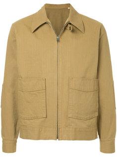 куртка рубашечного типа Kent & Curwen