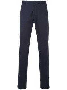 классические приталенные брюки Kent & Curwen