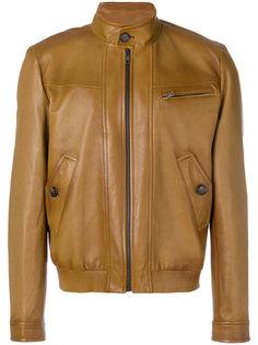 классическая куртка на молнии Prada