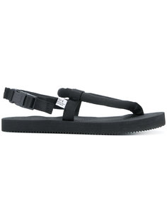 sling back strap flip-flops Suicoke