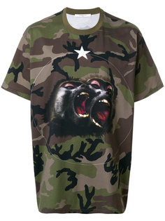 футболка Columbian-fit Monkey Brothers Givenchy