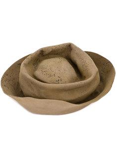 шляпа с подвернутыми краями Horisaki Design & Handel