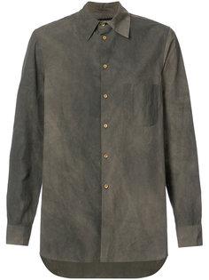 рубашка с длинными рукавами Uma Wang