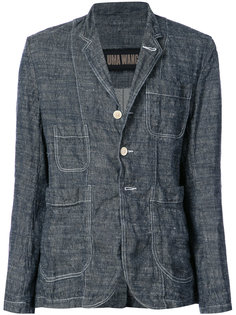 тканая куртка-рубашка на пуговицах Uma Wang