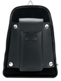 сумка на плечо с откидным клапаном Maison Margiela