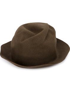 шляпа с подвернутыми полями Horisaki Design & Handel
