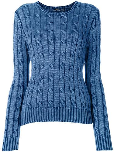 вязаный свитер Polo Ralph Lauren