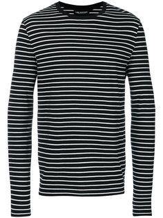 свитер в полоску Neil Barrett