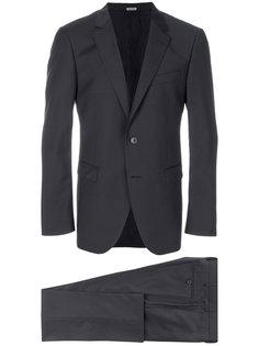костюм с укороченными брюками Lanvin
