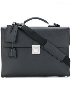 объемный чемодан Serapian