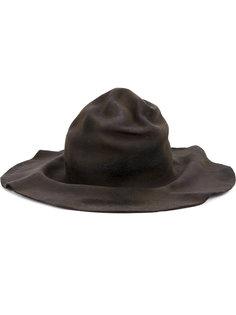 шляпа с эффектом помятости Horisaki Design & Handel