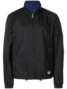 двухсторонняя куртка Prada x K-Way Prada