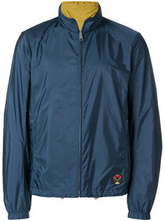 куртка Prada x K-Way Prada