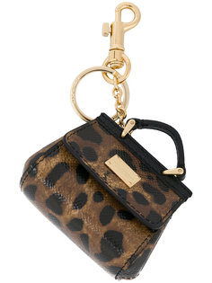 брелок в виде сумки Sicily Dolce & Gabbana