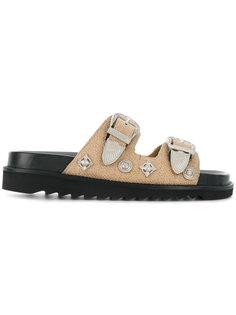 buckle strap sandals Toga Pulla