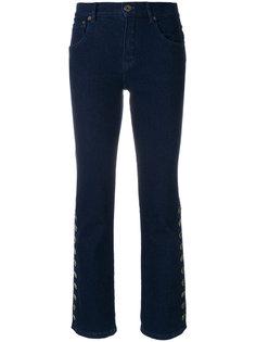 джинсы клеш  Chloé