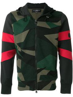 камуфляжная куртка с капюшоном Hydrogen