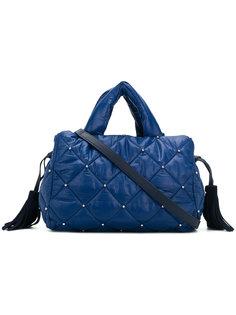 стеганая сумка-тоут с кисточкой Sonia Rykiel