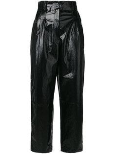 укороченные брюки с завышенной талией  Philosophy Di Lorenzo Serafini