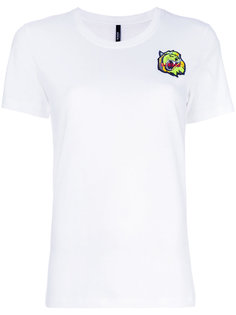 футболка с аппликацией  Versus