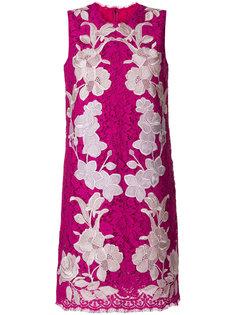 мини-платье с вышивкой Dolce & Gabbana