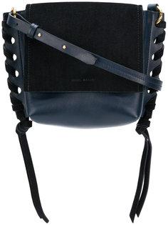 сумка на плечо Asli с декоративными кисточками Isabel Marant