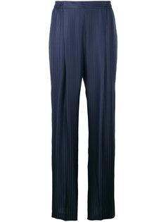 широкие плиссированные брюки  Stella McCartney