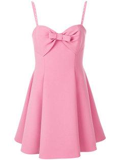 расклешенное платье  Miu Miu