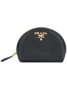 кошелек для монет с логотипом Prada