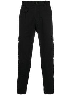 укороченные брюки карго Dolce & Gabbana