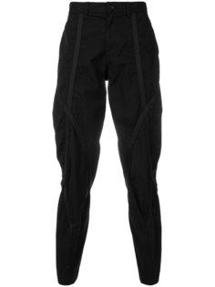 """прямые брюки в стиле """"casual"""" Homme Plissé Issey Miyake"""