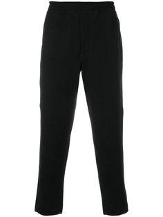 """укороченные брюки в стиле """"casal"""" Homme Plissé Issey Miyake"""
