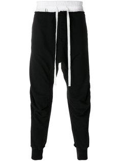 спортивные брюки на шнурке Haider Ackermann