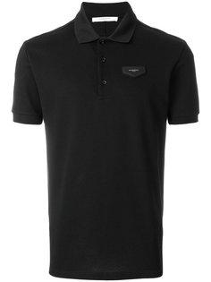 рубашка-поло с логотипом Givenchy