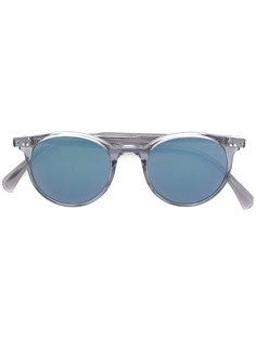 солнцезащитные очки Delray в круглой оправе Oliver Peoples