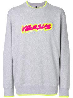 толстовка с логотипом  Versus