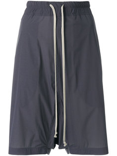 шорты мешковатого кроя Rick Owens