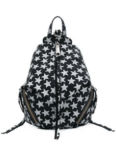 мини-рюкзак с принтом звезд Julian Rebecca Minkoff