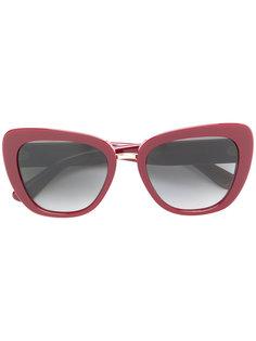 """солнцезащитные очки в оправе """"кошачий глаз"""" Dolce & Gabbana Eyewear"""